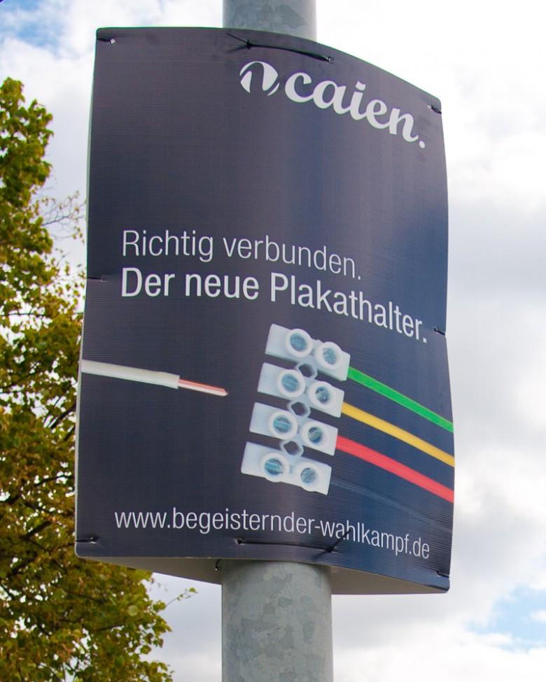 Hohlkammerplakate - Begeisternder-Wahlkampf.de