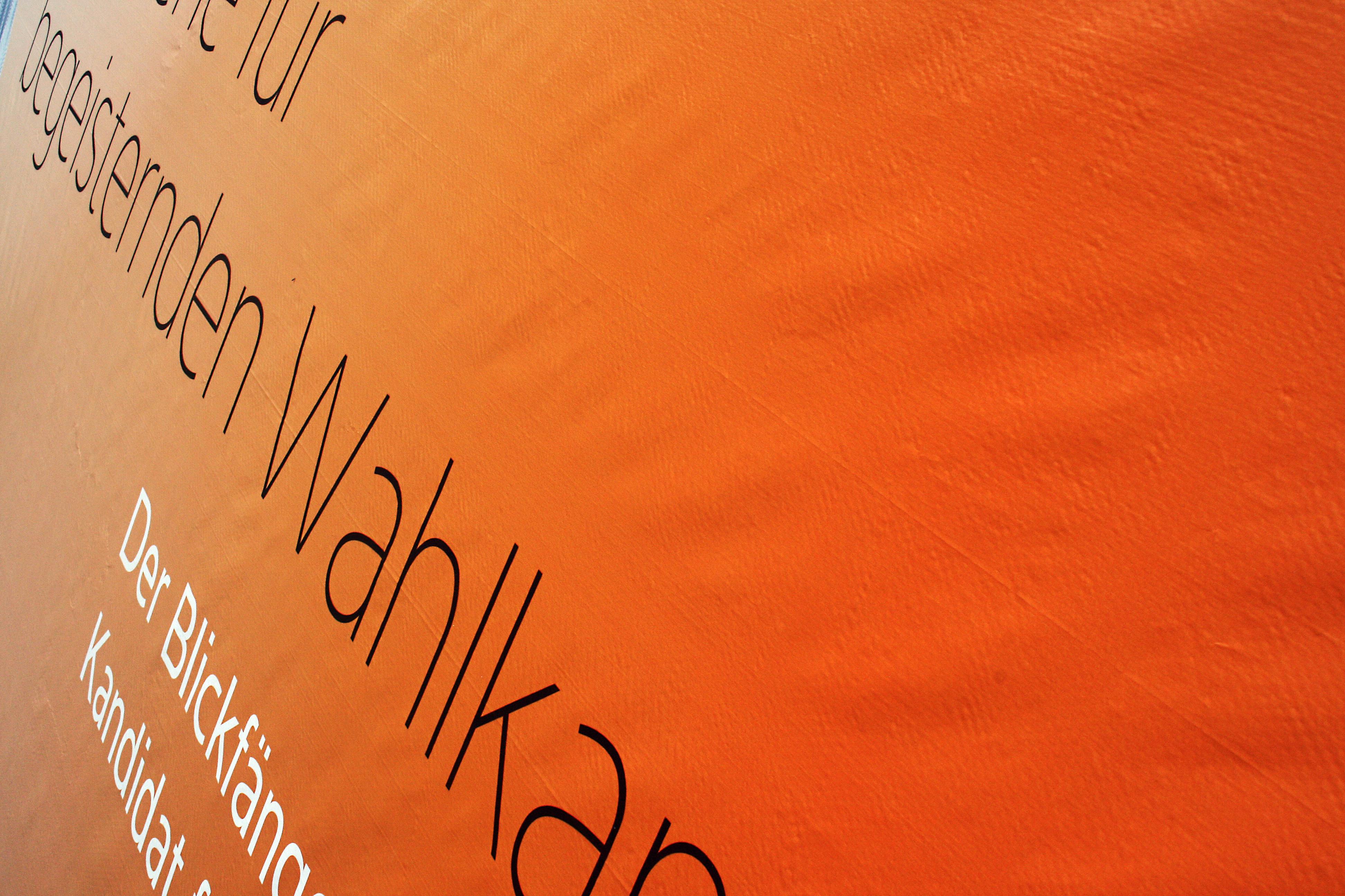 Banner für Blickfänger