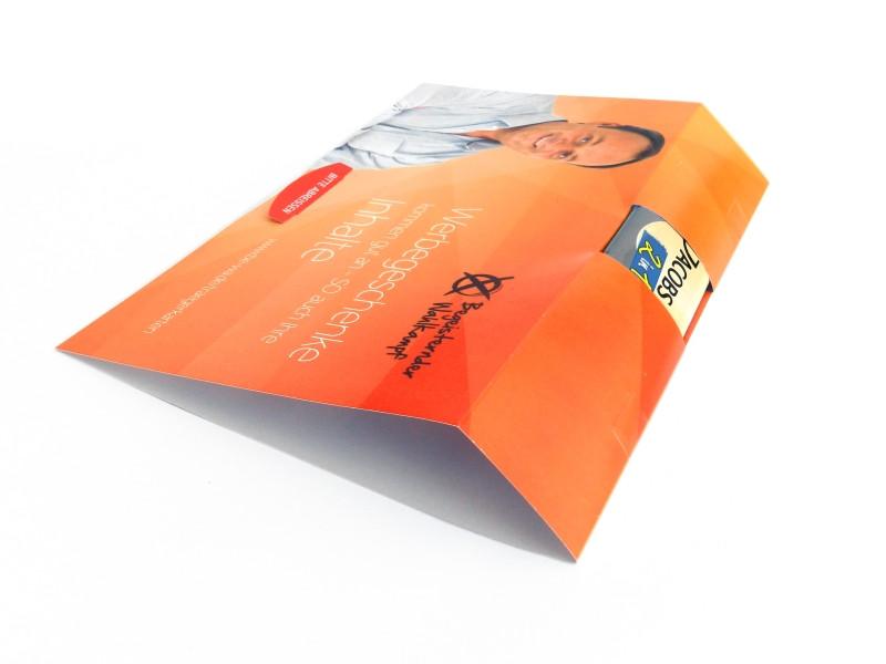 Premium-Trägerkarte