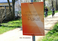 Vordermann-Plakate DIN A0