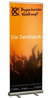 Roll-Ups - Begeisternder-Wahlkampf.de